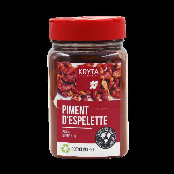 Piment D'Espelette 160gr. dåse - 6 stk.