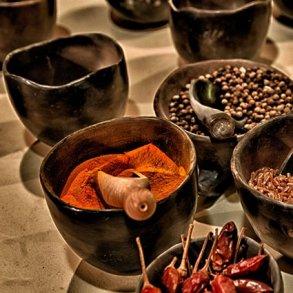 Krydderiblandinger i pose